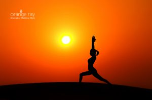 Treating back pain through yoga therapy