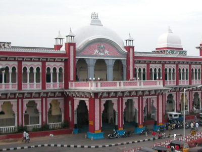 Orange Ray - Egmore Station